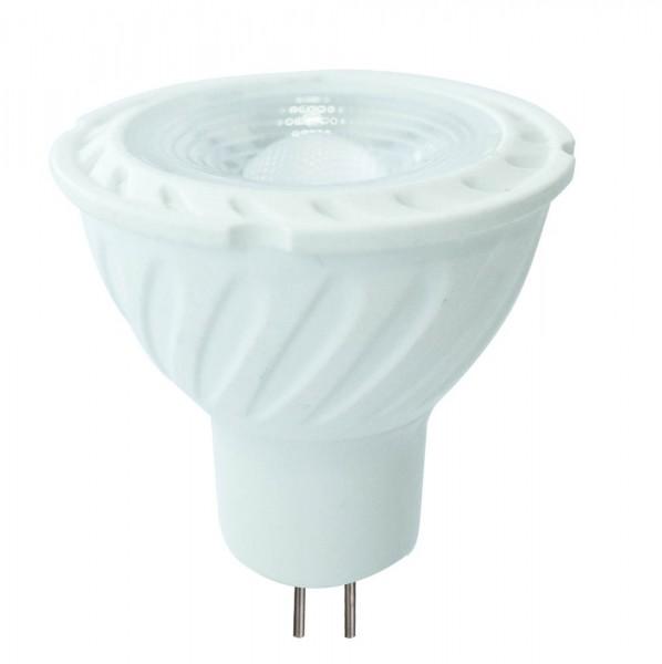 LED 6,5W, 450lm, 3000K, 110°, 30.000h