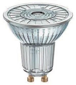 LED 5,0W, 350lm, 2700K,CRI <80, GU 10