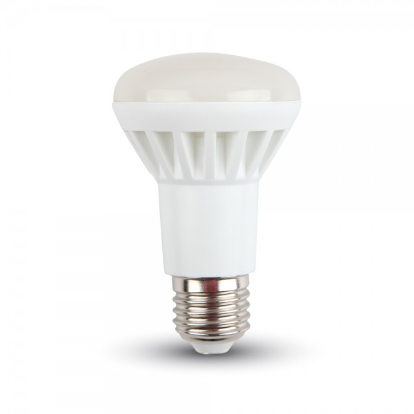 PHILIPS LED E27 R63 8W ersetzt 60W, 570lm, 3.000K, 30.000h, incl. WEEE