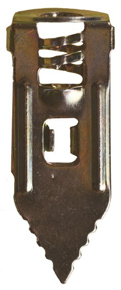 galvanisch verzinkt, Dübellänge 30mm