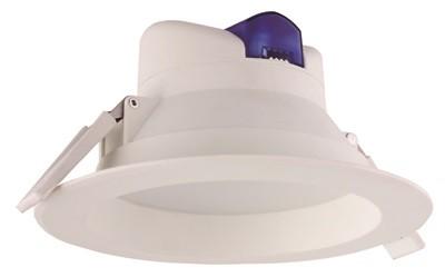 LED 17W ersetzt 2x18, 1550lm, 4000k/840