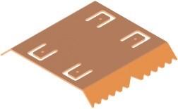 Kanalverbinder für BK Metall