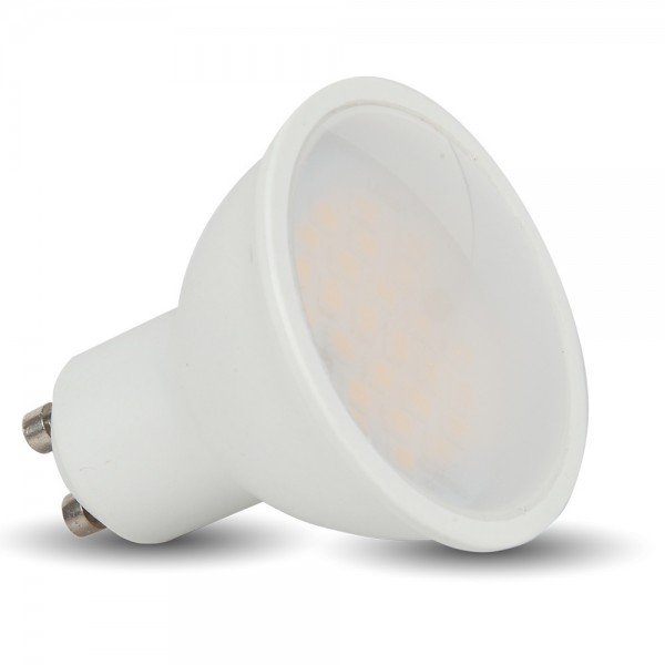 LED 5W, 400lm, 4000K, 110°, 20.000 h