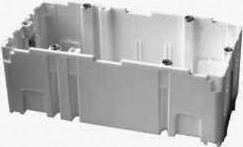 Einbaudose 2fach für BK Metall Kanal
