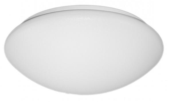 RKLED - Runde Kunststoffleuchte, lumEGG BRSB LED 1300lm, 4000K, 14W-ersetzt 2x18