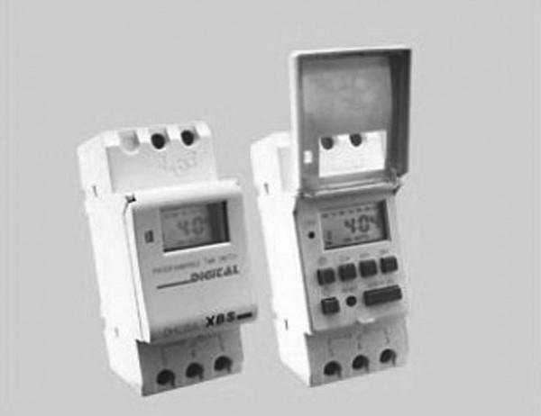 Schaltuhr für Verteilungseinbau 1Kanal elektronic