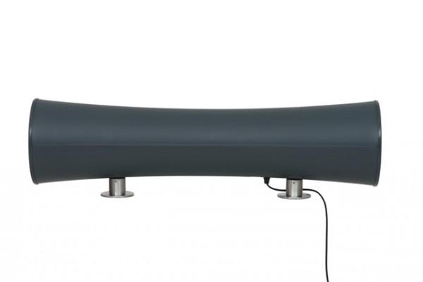 UVCARE®midi – UVC Entkeimungsgerät/Luftreiniger, schwarz, Ausführung 130m3/h, 30,5W