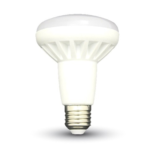 PHILIPS LED E27 R80 10W ersetzt 100W, 800lm, 4.000K, 30.000h, incl. WEEE