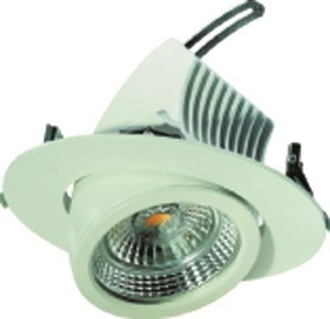 LED DALI dimm 25W ersetzt 2x28, 2500lm, CRI 90, 3000k/840
