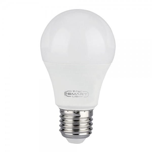 SMART-LED A60, E27, 11W, RGB
