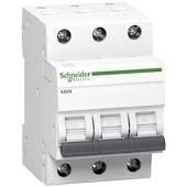 Schneider 3 pol. C25A