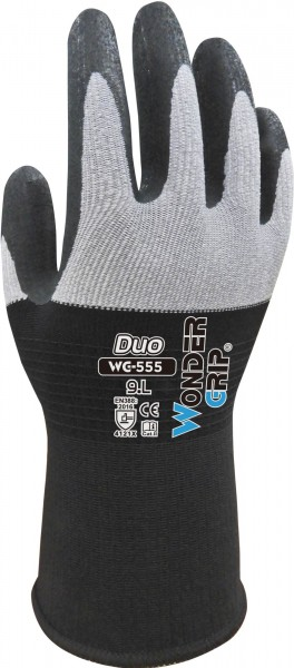 Handschuh DUO, Größe M, VPE 5