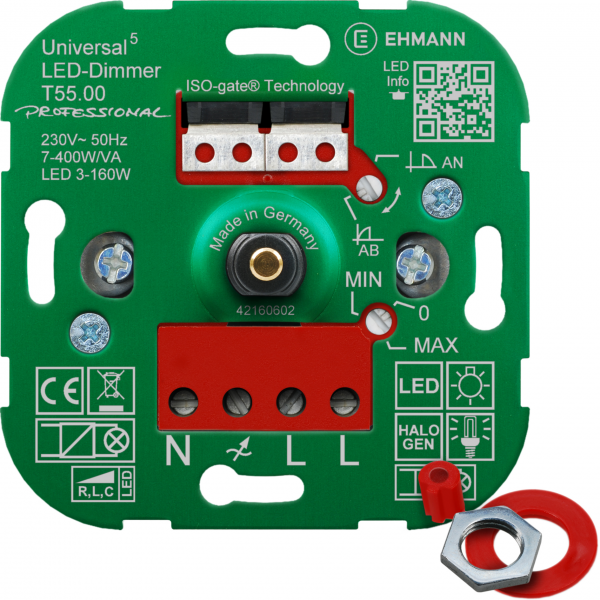 LED Universaldimmer Professinal T55.00