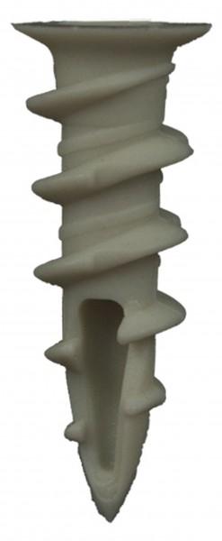 galvanisch verzinkt, Dübellänge 43mm