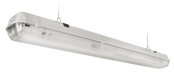 VL LED 6800lm, 4000K, 55W-ersetzt 2x58