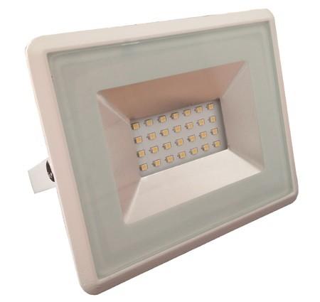 LED 3000K, Gehäuse weiß
