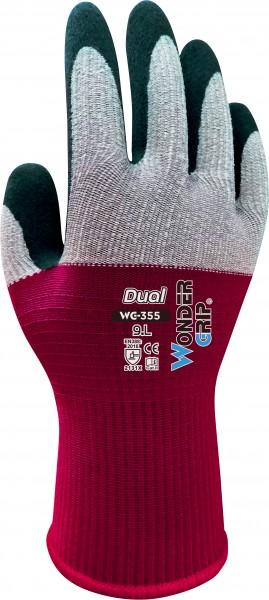 Handschuh DUAL, Größe L, VPE 5