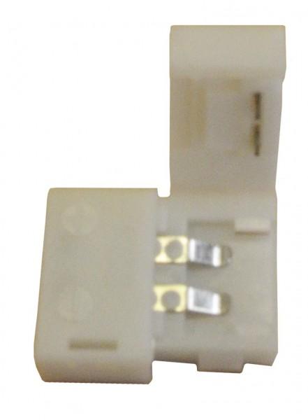 Clip-Einspeisestecker für Lichtstreifen 9,6W, ohne Löten
