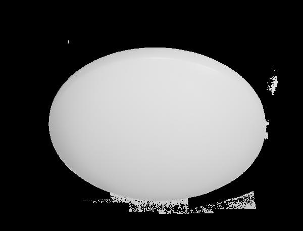 lumEGG BC-LED Rundleuchte, Opal, schlagfest