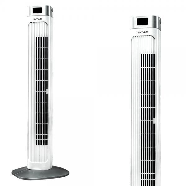 Tower Ventilatoren Design weiß