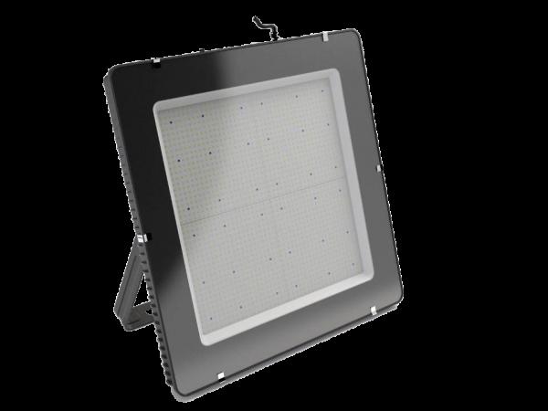 LED 6400K, Gehäuse schwarz
