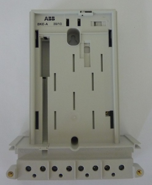 BKEA-Adapter für unsere Zählerschränke