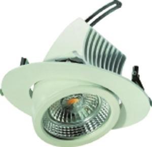 LED DALI dimm 25W ersetzt 2x28, 2500lm, CRI 90, 4000k/840