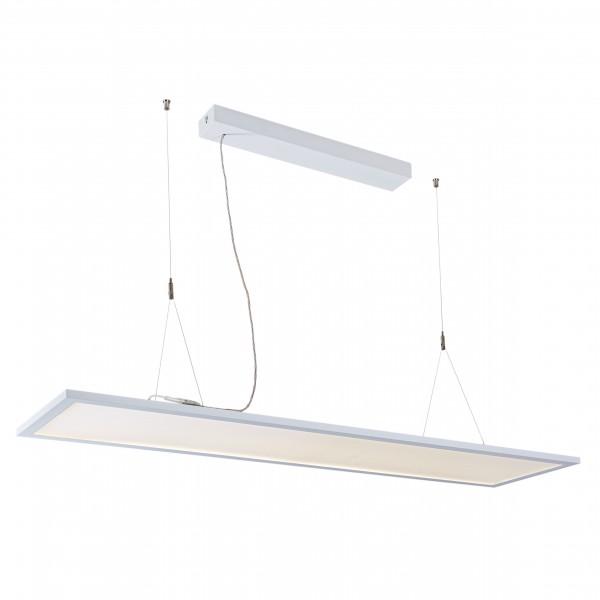 lumEGG QN DI - LED Panel Pendelleuchte direkt/indirekt UGR<19