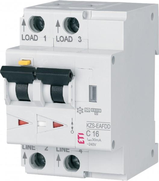 Fehlerlichtbogen-Schutzeinrichtung C 16A, 30 mA