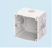 Einbaudosen für BK Kunststoffkanal 110 & 130mm, VPE 10