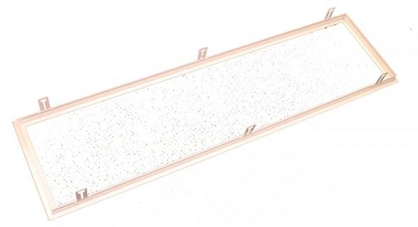 Einschraubbarer Einbaurahmen, Rechteckig, Modul 625
