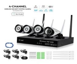 SMART NVR Kamera-Set