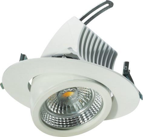 LED 44W ersetzt 2x32, 4000lm, CRI90, 3000k/830